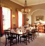 dining room in ireland